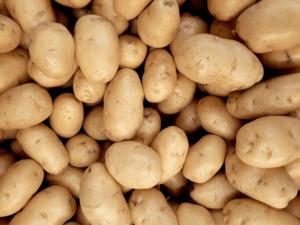 Example of potato