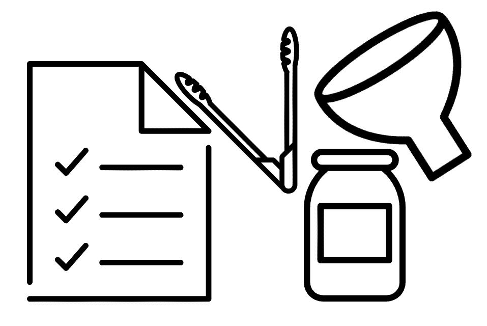 canning equipment list