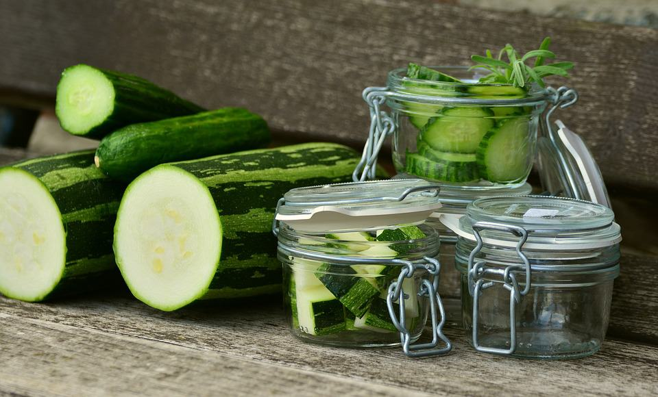 How To Can Zucchini