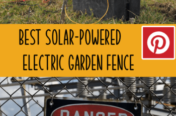best solar powered fence kits