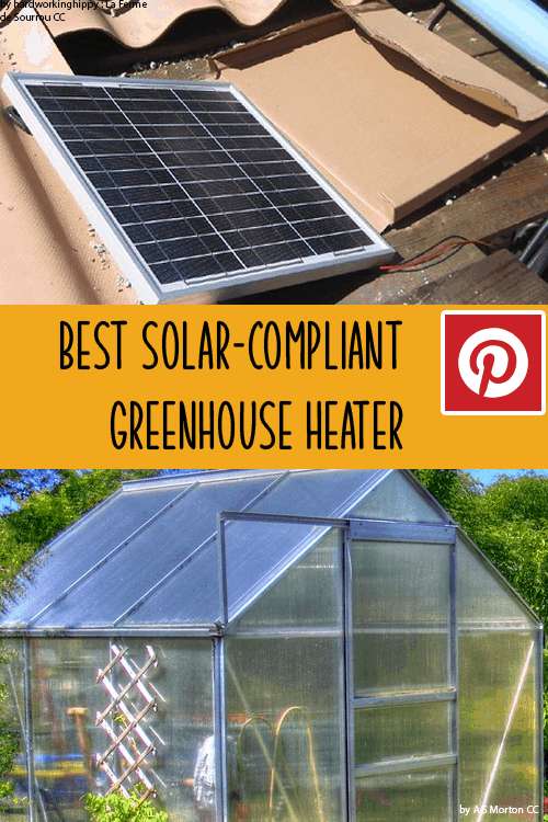 solar greenhouse heater 2020