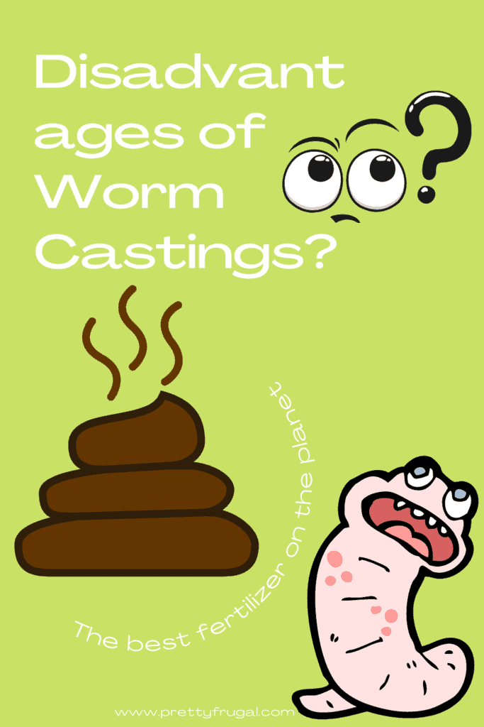 Disadvantages of Worm Castings