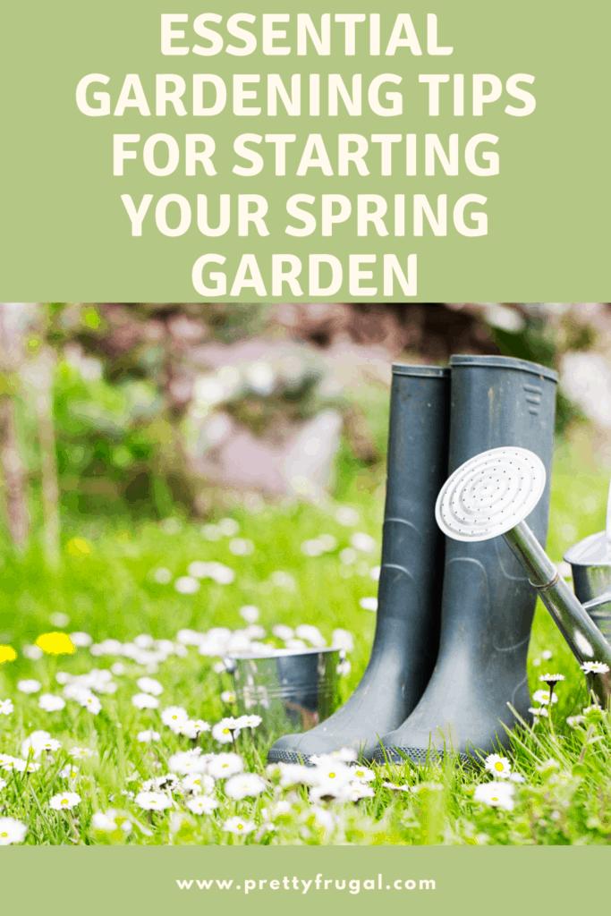 Spring Gardening Tips Essential Gardening Tips for Starting Your Spring Garden 1