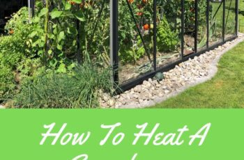 How To Heat A Greenhouse Without Electricity 1