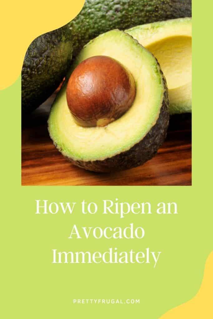 How to Ripen an Avocado Immediately